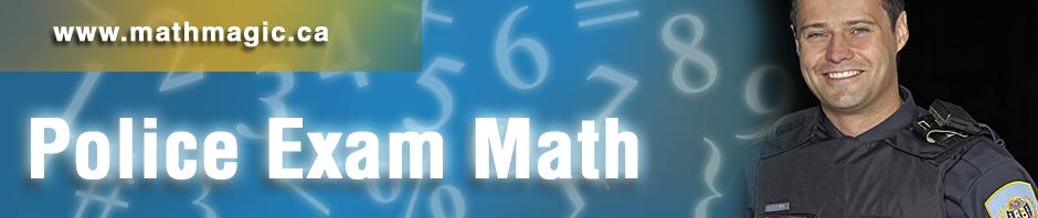 Police Math